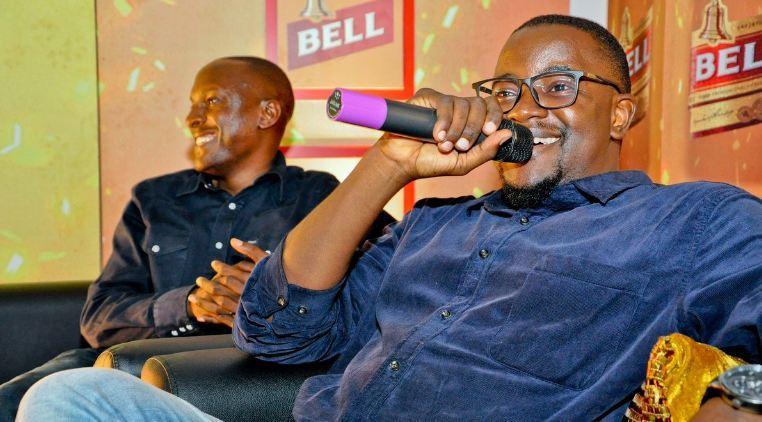 Swangz Avenue boss, Benon Mugumya (PHOTO/File)