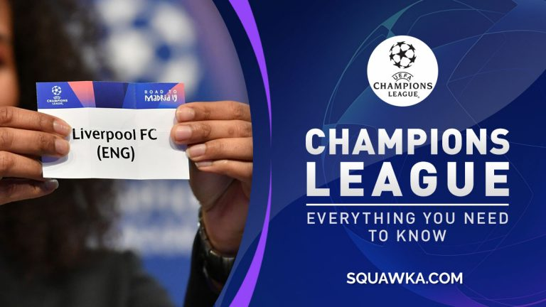 Champions league draws set for today. (PHOTO/Courtesy)