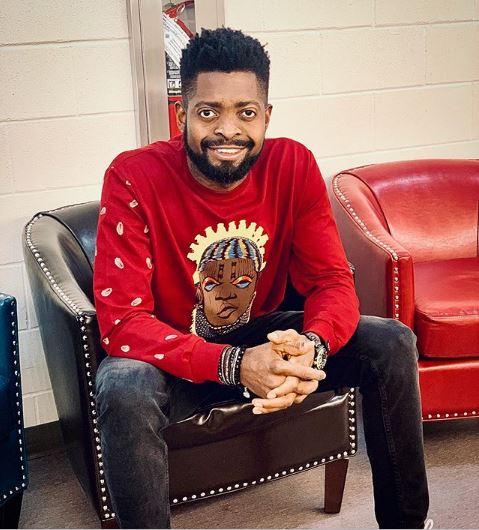 Nigerian comedian Basketmouth
