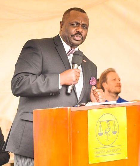 Deputy speaker Rt. Hon. Jacob Oulanya