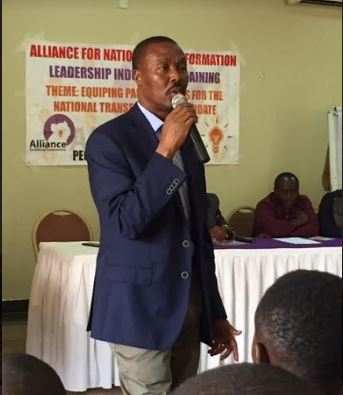 Alliance for National Transformation (ANT) political party under the leadership of Gen Mugisha Muntu is set
