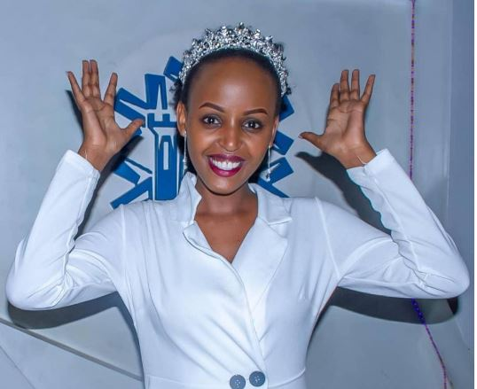 Former Miss Uganda contestant and Uganda Christian University 2nd year student Santina Anshemeza. (PHOTO/File)