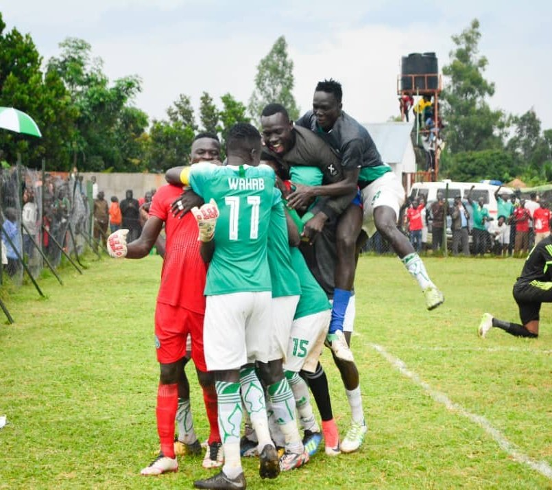 Onduparaka did not play their match-day one fixturw.