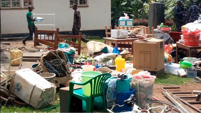 Eng. Frank Kitumba, Makerere University eviction. PHOTO/Courtesy)