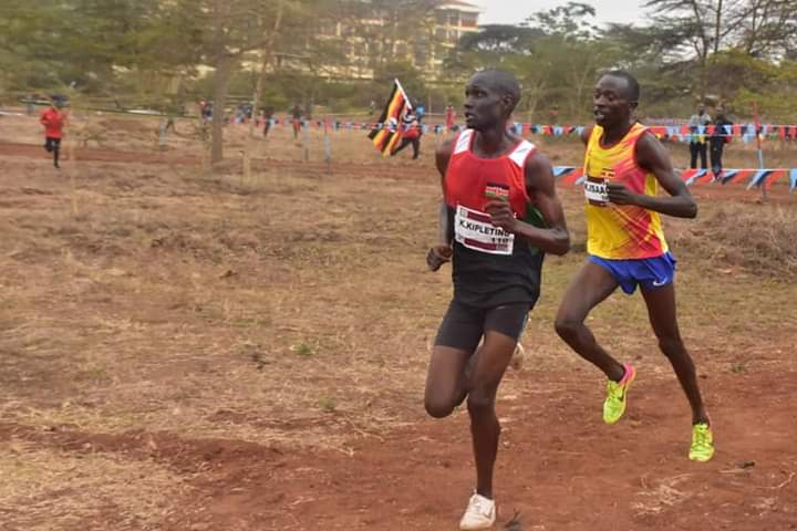 Uganda's Doreen Chesang came third in a 10KM women race after Magdelena Chrispin of Tanzania and Perine Nenkampi of Kenya.