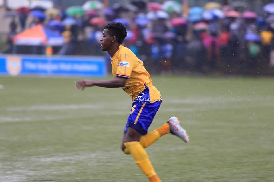 Okello has scored 9 goals in his last 10 games. (PHOTO/File)