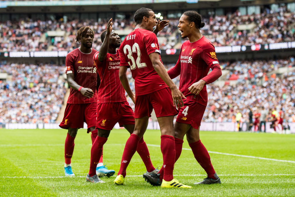 Liverpool have gone 39 matches unbeaten in the Premier League. (PHOTOS/Courtsey)