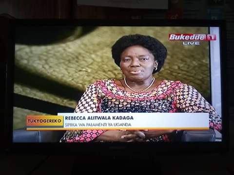 Speaker Kadaga has explained to Ugandans the importance of the upcoming parliamentary conference. (PHOTO/Courtesy)