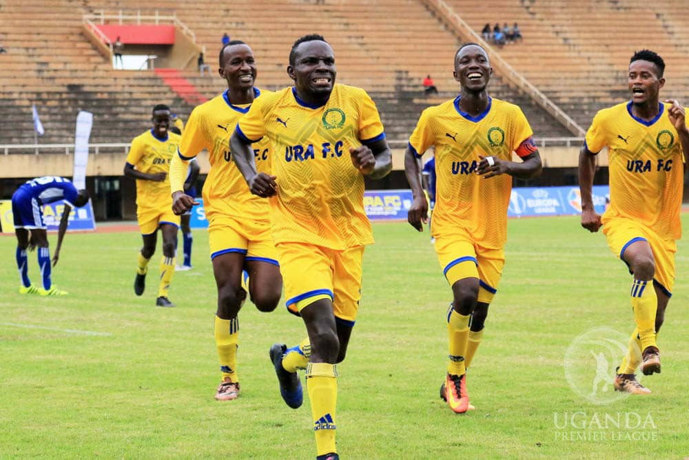 URA FC have won both of their two second round games. (PHOTO/file)