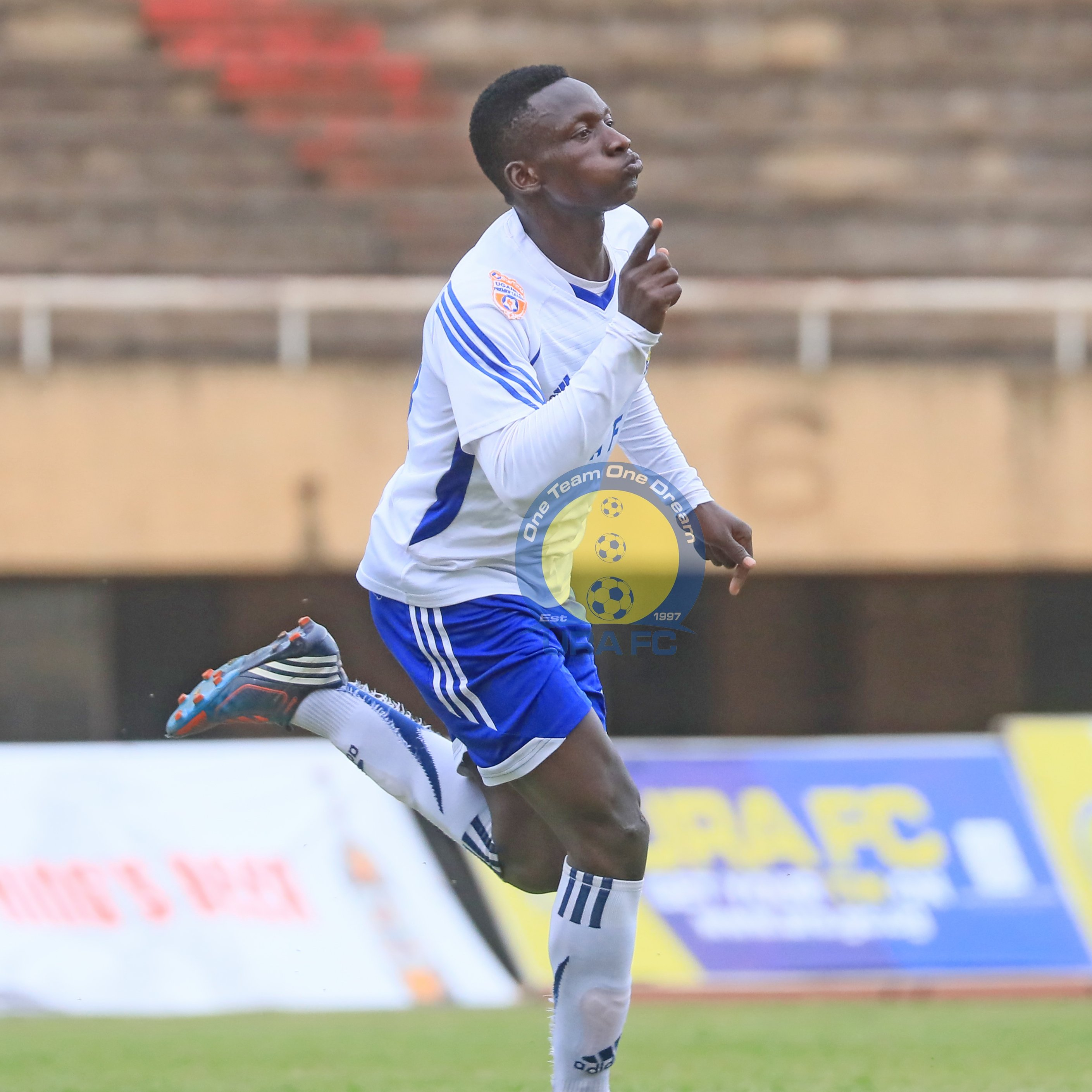 Cromwel Rwothomio scored the winner in the 2nd minute of added on time. (PHOTO/File)