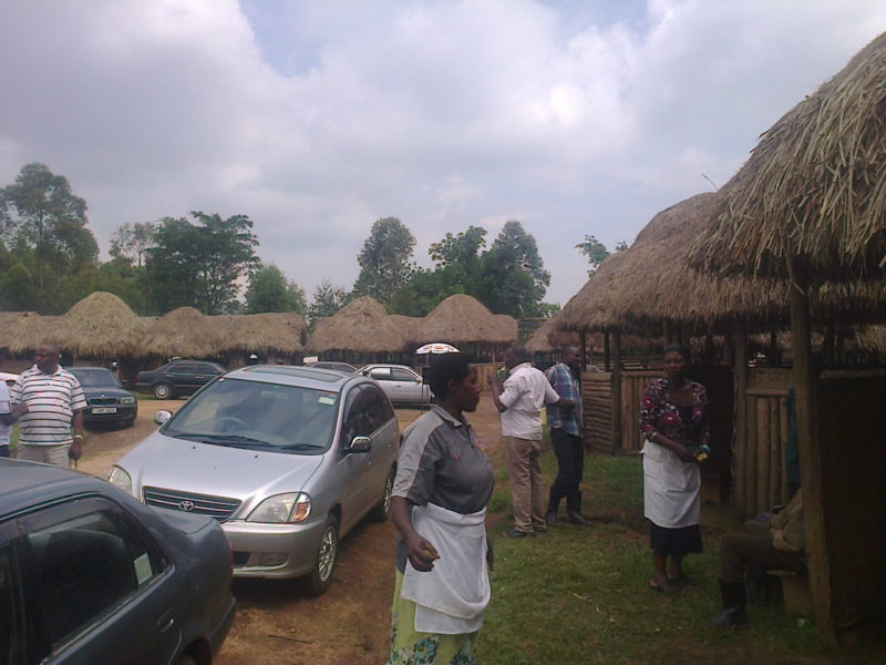 Bushenyi's Kabagarame market on sale. (PHOTO/File)