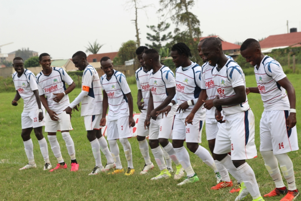 Mbarara City have now won their last two league games. (PHOTO/File)