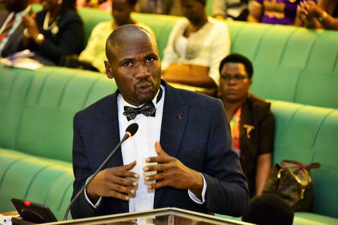 asambya County MP Gaffa Mbwatekamwa