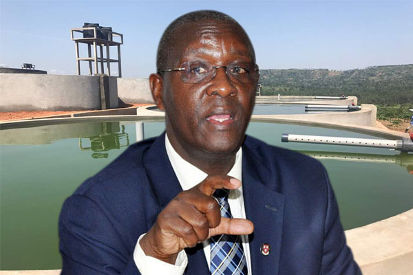 Permanent Secretary to the Judiciary Pius Bigirimana