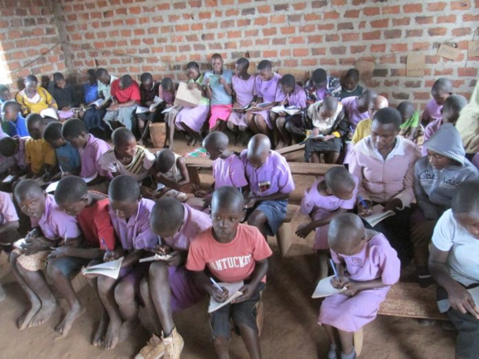 Uganda has made considerable progress in increasing primary school enrollment, but access to quality basic education remains low especially for poor families and those living in remote rural areas. (PHOTO/Courtesy)
