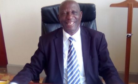 Saingahakye Denis, the Ntungamo district LC5 boss. (PHOTO/File)