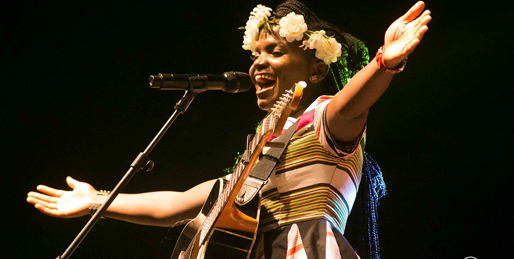 Rising diva Shifah Musisi is ripe for maiden concert