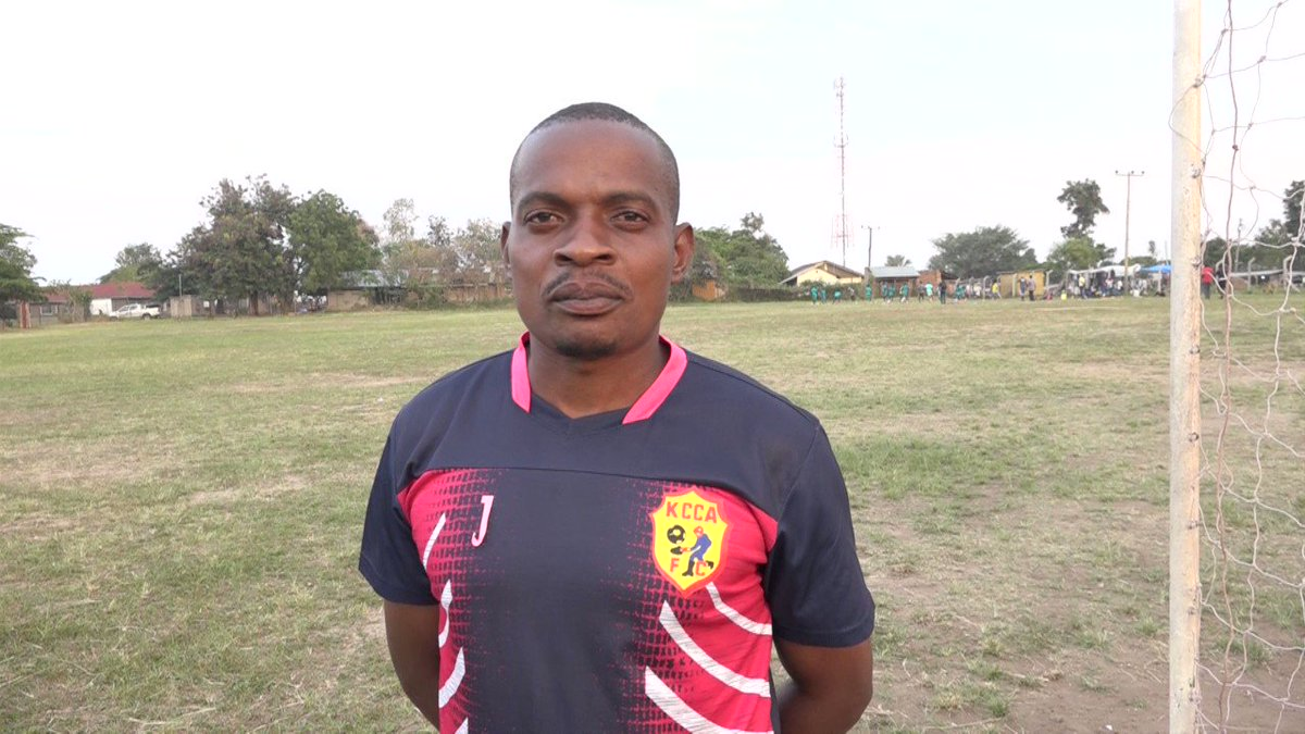 Magera was incharge of the U17 during the AFCON 2019 qulifiers. (PHOTOS/Courtesy)