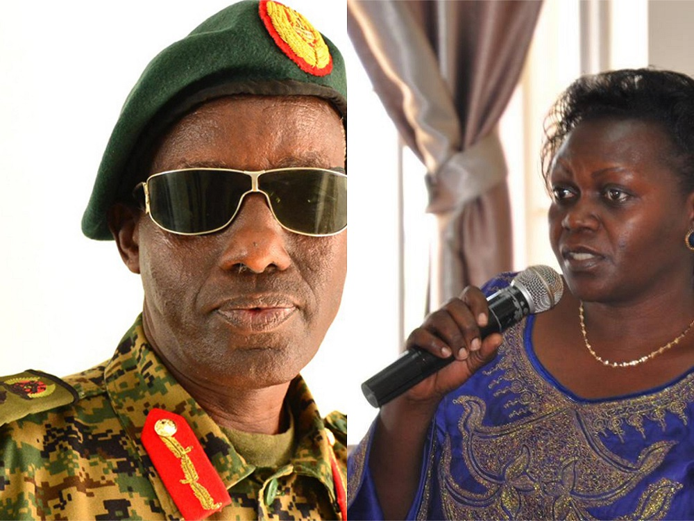 Security Minister, Elly Tumwine