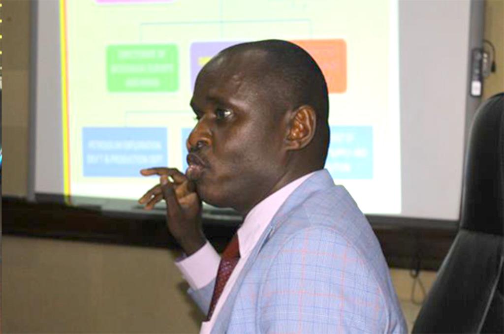Frank Mugisha. Manager, Second Licensing Round.