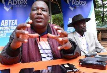 Music promoters Abbey Musinguzi, aka Abitex, and Andrew Mukasa aka Bajjo, have been arrested and had their event organised at Muteesa II Stadium in Wankulukuku in Rubaga Division, Kampala blocked. (PHOTO/File)