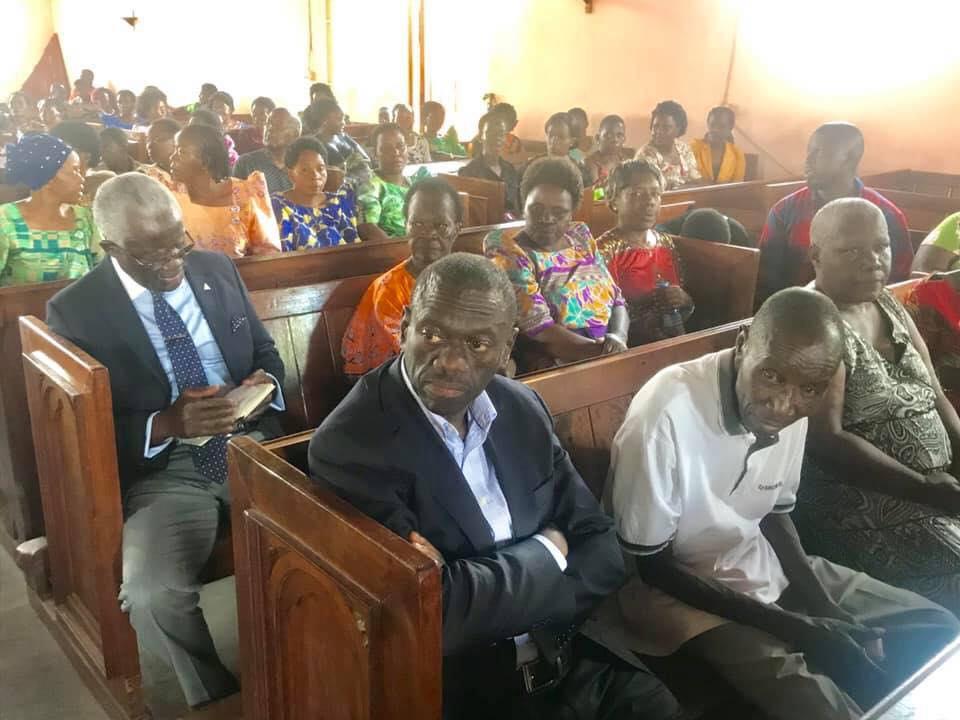 Dr Kiiza Besigye