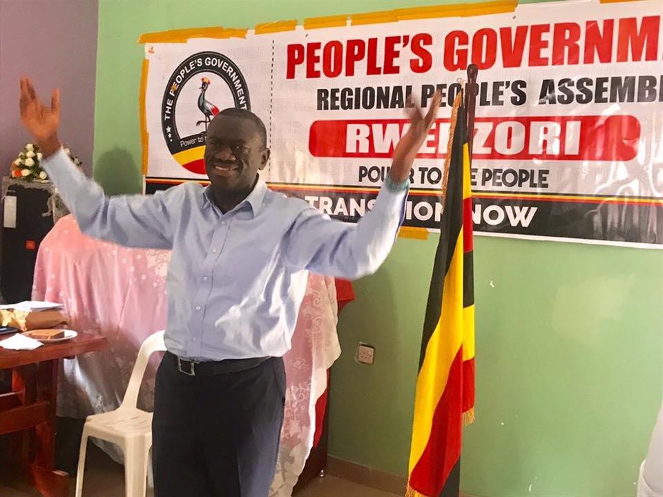 Dr. Kizza Besigye, the former president of Forum for Democratic Change (PHOTO/File)