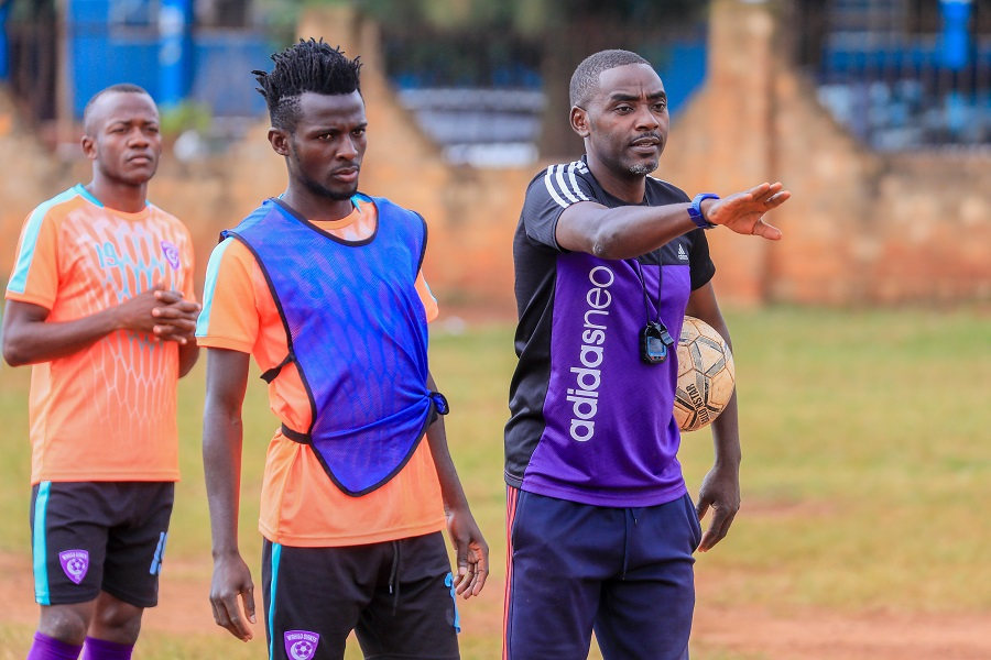 Wakiso Giants will be hosting their first game at Wakisha Resource Center. (PHOTOS/Courtesy))