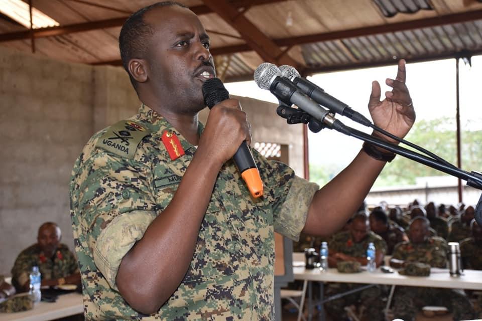 General David Muhoozi