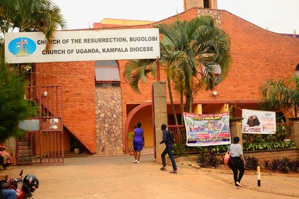 Sham Anglican Church of Resurrection Bugolobi,