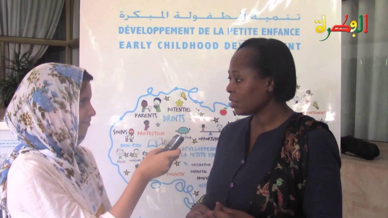Dr. Doreen Mulenga, UNICEF Representative in Uganda