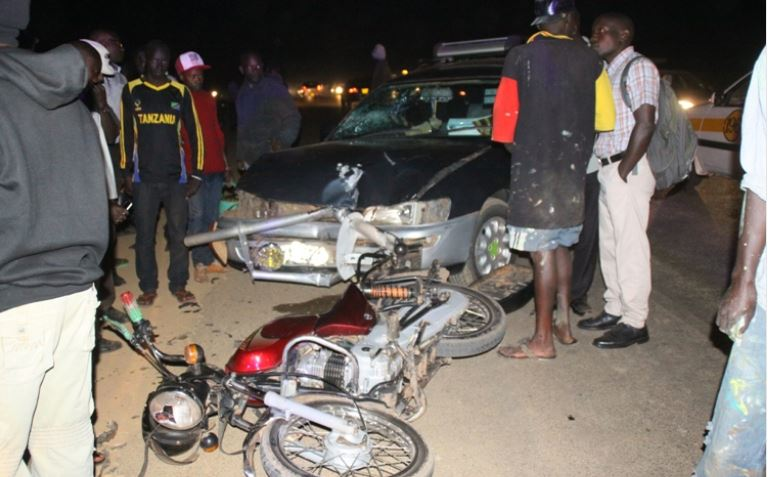 Uganda motorbike deaths: concerns grow over silent killers. (PHOTO/File)