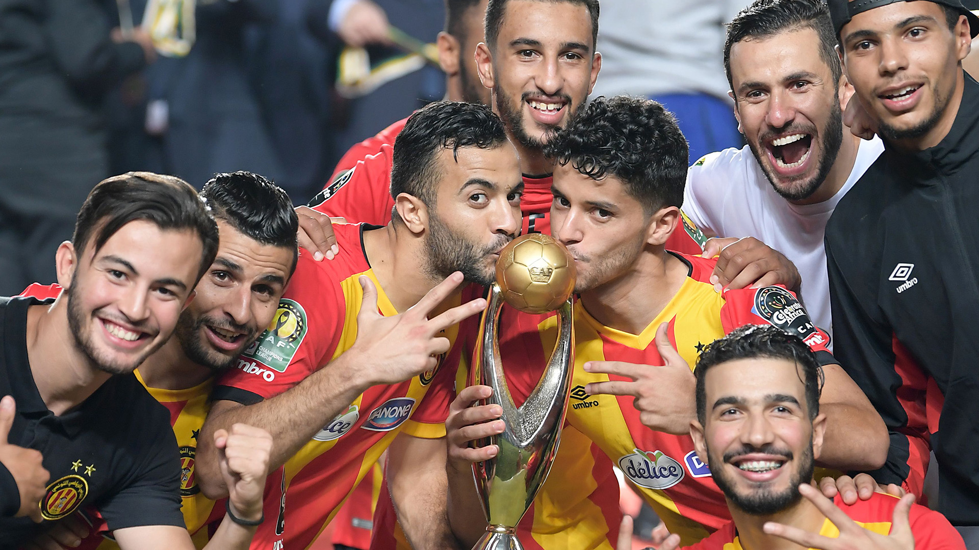 Esperance had initially won the title in May. (PHOTOS/Courtesy)