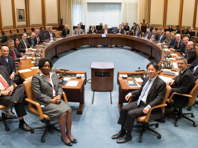 International Monetary Fund Executive Board