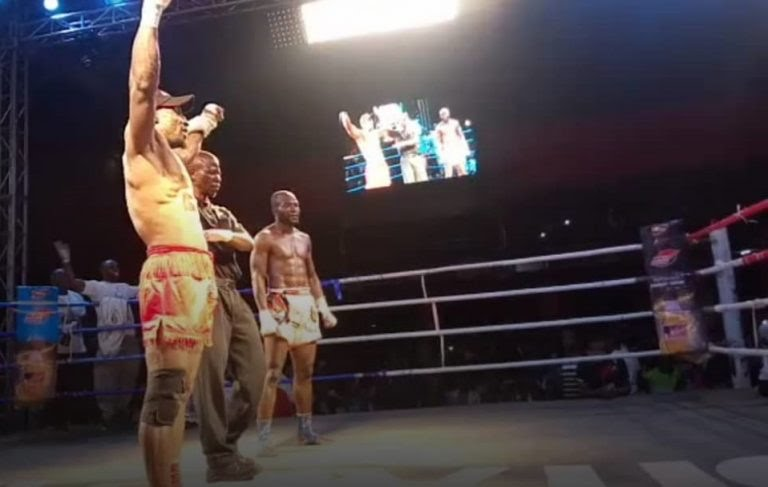 Mosese Golola defeated Ronald Semata. (PHOTO/Courtesy)