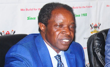 Makerere freedom square to be self-contained- DVC Bazeyo