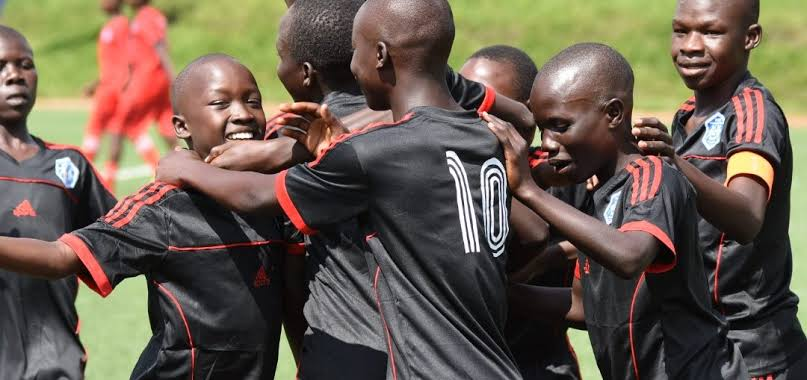 Uganda's U15 players will be picked from the ODILO tournament. (PHOTO/Courtesy)