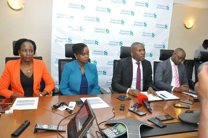 Standard Chartered has launched first social banking solution in Uganda, the SC Keyboard. (PHOTO/Courtesy)