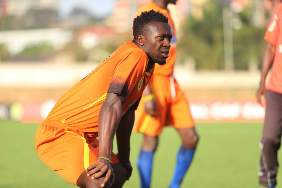 Saddam replaces Tadeo Lwanga in the team that started last week.