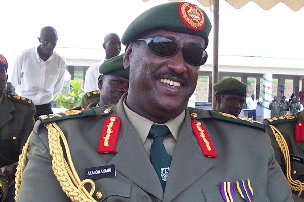 Gen Salim Saleh