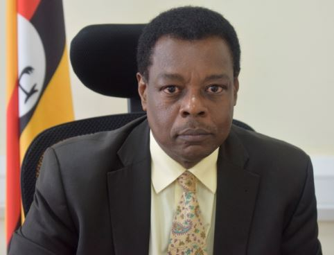 UNBS Executive Director, Dr. Ben Manyindo