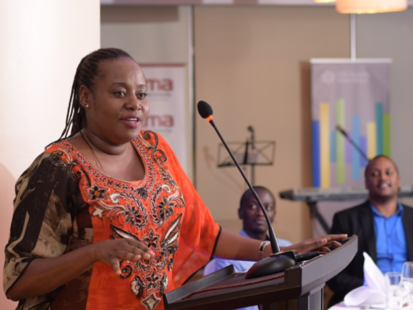 CFA East Africa president Patricia Kiwanuka confirmed that all is set for Kampala conference. (PHOTO/Courtesy)