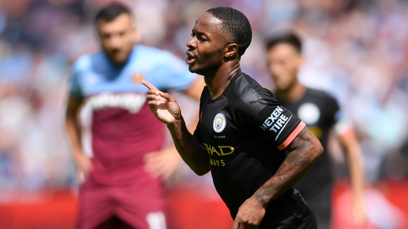 Sterling scored the only hattrick on opening weekend. (PHOTO/COURTESY)