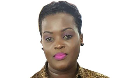 Hatmah Nalugwa Ssekaya is a TV news anchor. (PHOTO/Courtesy)