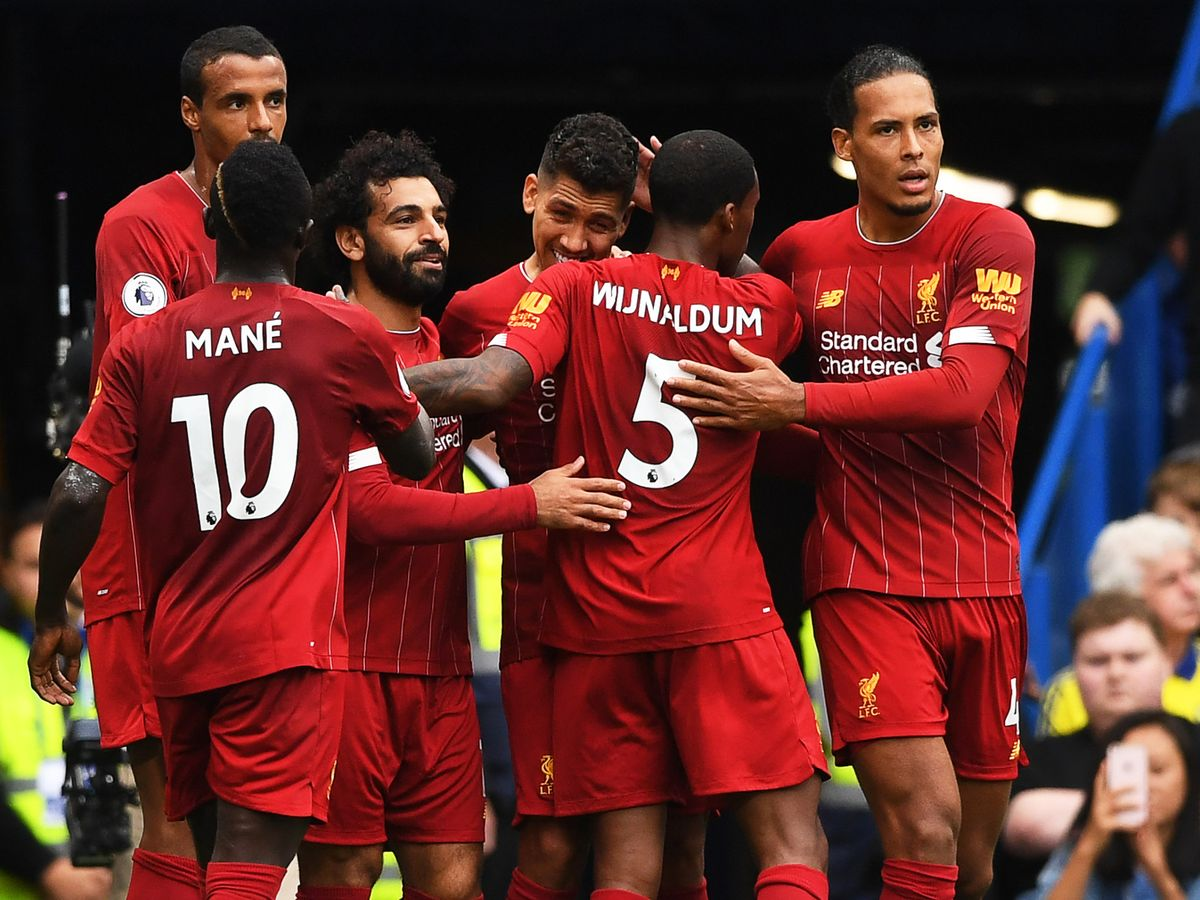 Liverpool have gone 30 league games unbeaten.(PHOTO/courtesy)