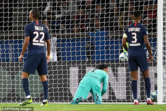 PSG lost 2-0 at home to Reims on Wednesday night. (PHOTO/Courtesy)