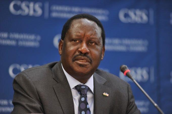 Kenya opposition leader Raila Odinga in Kampala for PPP conference. (PHOTO/File)