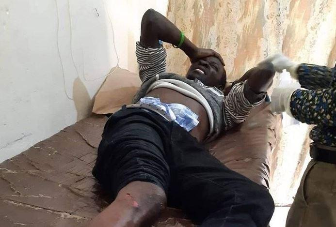 Joseph Oduha, a correspondent based in Juba