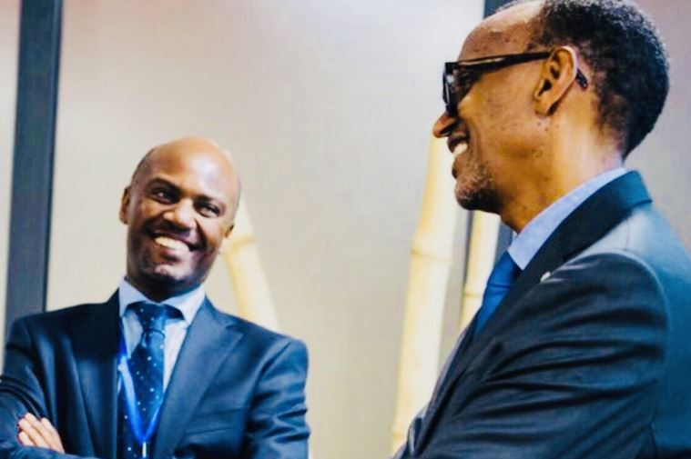 Kagame throws Mwenda under the Bus. (PHOTO/File)