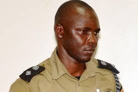 Rukungiri District Police Commander, Moses Nanoka, who was also threatened to be killed (PHOTO/File)